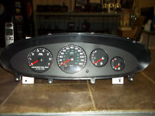 Interior parts for 1999 chrysler cirrus ebay 1999 2000 chrysler cirrus speedometer instrument cluster guages 103k miles publicscrutiny Image collections