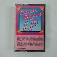 Rock Stars on LP Volume 1 Cassette Various Artists