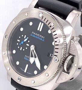Panerai SUBMERSIBLE - AUTOMATIC - 42MM Watch - PAM 973- PAM00973 - Brand New !