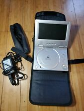 "Protron Portable DVD Player (7"") with Case and accessories Free Shipping 2J"