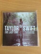 Taylor Swift  'The Last TIme' Rare Dutch Cd promo