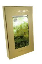 MICHAEL KORS LIME Signature iPhone 4 Case Msrp $38.00
