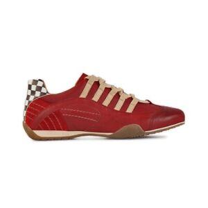 GRANDPRIX ORIGINALS Racing Sneaker corsa rosso