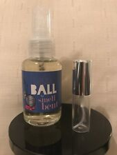 Smell Bent MIRROR BALL 5ml Unisex Perfume Sample BALSAMIC WOODY SMOKY
