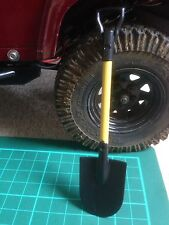 1/10 RC Rock Crawler Accessory Plastic spade-Shovel-rock crawler etc