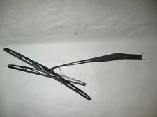 91-95 Acura Legend OEM left & right side windshield wiper arms with blades x2