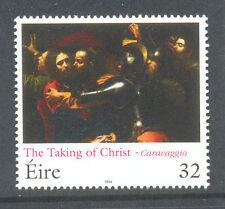 Ireland-Caravaggio-Art paintings mnh single-Artists