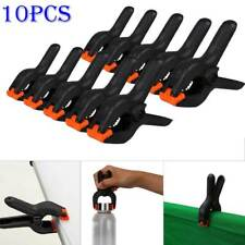10x Pro Photography Background Studio Clips Holder Clamps Camera Backdrop Stand
