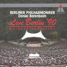 Open-Air - Berlin '90 / Barenboim, Berlin Philharmonic (CD, 1991, Teldec) Live