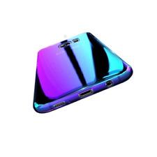 "^ Apple iPhone 8 4,7"" BLUERAY METALLISCH Schimmernd Cover Schale Hart Plastik"