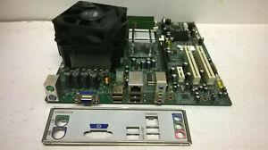 HP / ECS 945GCT-HM Motherboard - Pentium D Dual-Core CPU @ 3.0 GHz, 2GB DDR2