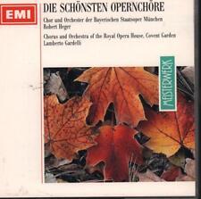 R Heger/A Rothenberger(CD Album)Schoensten Opernchoere-New
