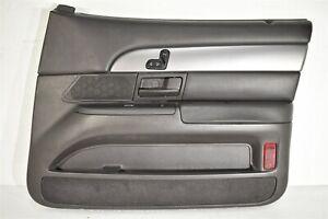 03-04 Mercury Marauder Passenger Rh Front Door Panel Aa6761