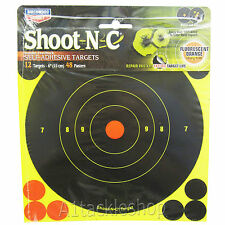 "Birchwood Casey Shoot-N-C Targets 6"" 12 Targets"