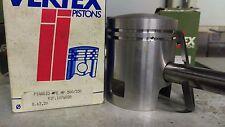 PISTON VERTEX PIAGGIO APE MP 500 550 ø 63,2 BANDES FICHE pistons moteur bielle