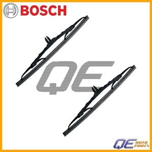 2 Ford Bronco Focus Rear Windshield Wiper Blade 40511 Bosch Direct Connect 40511