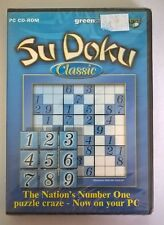 Su Doku Classic, PC CD-Rom Game.