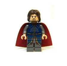 Lego Aragorn Red Cape 79007 The Lord of the Rings Minifigure