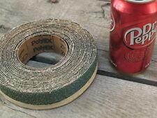 "3M 051144-05052 Sandpaper Cloth Roll 2/"" x 50 yrds Elek-Tro-Cut 50 Grit Alum Oxid"