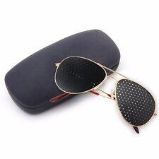 New Anti-fatigue Pinhole Glasses Stenopeic Glasses Vision Improver Eyesight Care
