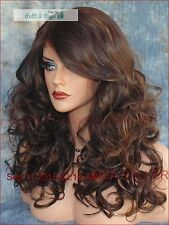 LACE FRONT LACE C PART WIG DARLING CURLY SEXY HOT STYLE FS4.27 USA SELLER 135