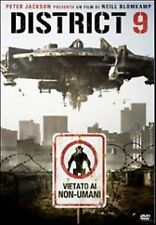 District 9. Vietato ai non-umani (2009) DVD