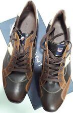 Zapatillas de deporte de vestir de piel GANT para hombre Talla 44. PVP 240€