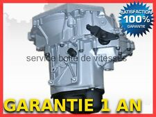 Boite de vitesses Citroen C4 1.4 16v 20CN19 1 an de garantie