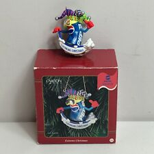 Vintage 1999 Pepsi Generation Extreme Christmas Ornament Carlton Cards Heirloom