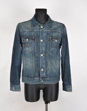G-Star Jeans New Core Men Denim Jacket Size L, Genuine