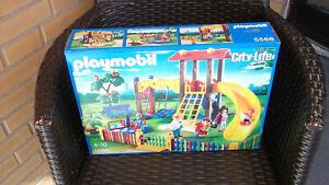 Playmobil 5568 City Life Kinderspielplatz NEU + OVP