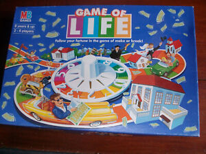 Game of Life 1997 Spare Parts Pieces Cars Cards Money Pegs etc Choose from List