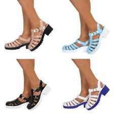 Sandali e scarpe casual con cinturino per il mare da donna