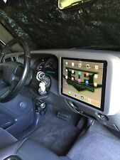 "VEHICLE CUSTOM IN DASH 12.9"" iPad PRO Mount PRO-SDS Slidedock Kit"