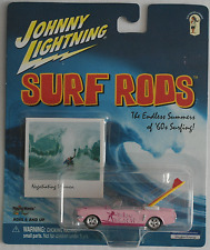 "Johnny Lightning - ´65 / 1965 Ford Mustang Cabrio rosa ""Surf Rods"" Neu/OVP"