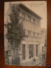 cpa 30 st gilles du gard maison romane