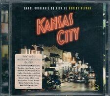 """CD BOF 12 TITRES--KANSAS CITY--""""JAZZ"""" / ALLEN/BYRON..."""