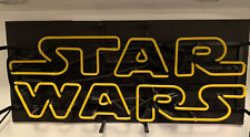 Star Wars Neon Tube Sign Not Working