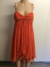 Ruth Tavvyas Layered Dress Size 12