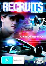 Recruits - Season 1 (2 Disc Set) * NEW DVD * (Region 4 Australia)