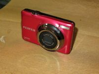 Fujifilm FinePix JV Series JV310 14.0 MP - Digital Camara - Rosa