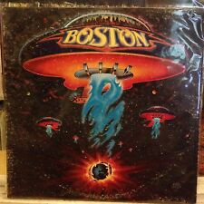 [ROCK/POP]~EXC/VG+ LP~BOSTON~Self Titled~{Original 1976~EPIC~ORANGE LABEL~Issue]