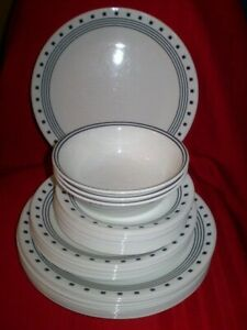 Assorted Corelle CITY BLOCK  Pattern (Choose what you need)