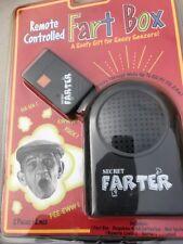 Remote Controlled Fart Box Joke Gag Prank Gift AMSCAN
