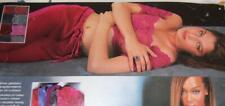 Victorias Secret Velvet and Lace vintage pyjama set lounge M 8 10 pants top