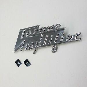 New Farmall Torque Amplifier emblem 300 350 400 450 with nuts