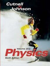 Physics John D. Cutnell, Kenneth W. Johnson 6TH EDITION