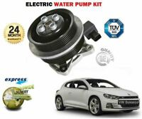 FOR VOLKSWAGEN VW SCIROCCO SHARAN 1.4 TSi 1390cc 2008 > NEW WATER PUMP KIT