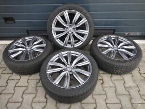 Original VW Tiguan II Alloy With Pirelli Tyre 235/45R20 0 9/32-0 5/16in RDKS