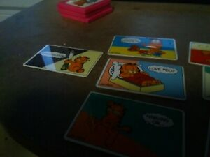 10  x Collectable Garfield  / Jim Davis Credit Card Style. Assorted designs b 20
